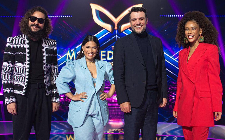 globo masked singer eduardo sterblitch simone mendes rodrigo lombardi tais araujo The Masked Singer: Why is Ivete's best TV show in 2021?