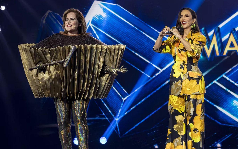 globo masked singer renata ceribelli ivete sangalo The Masked Singer: Why is Ivete's best TV show in 2021?