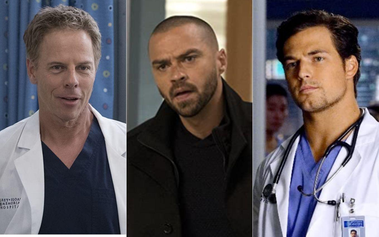 greys anatomy trio elenco abc From Bridgerton to Grey's Anatomy: See who left their favorite series in 2021