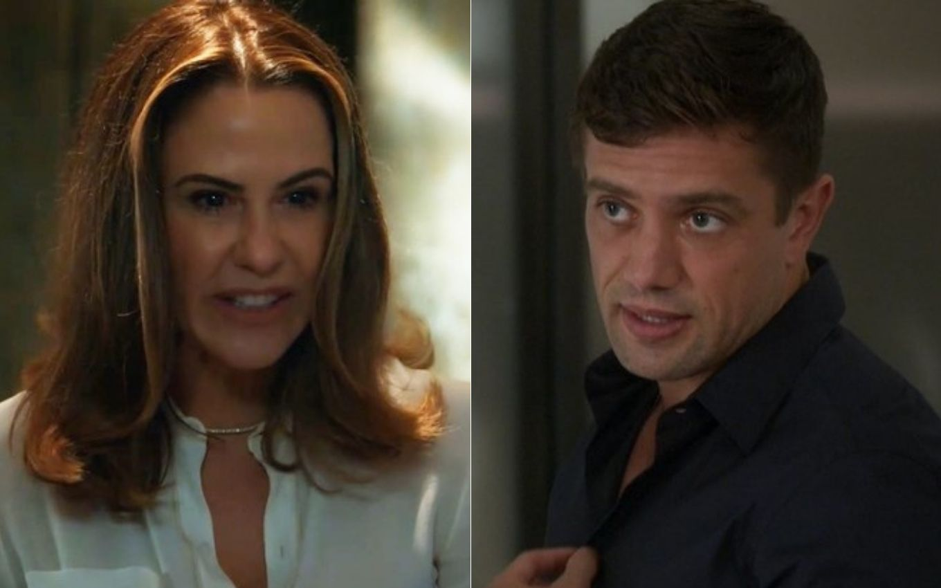 guilhermina guinle dominique rafael cardoso renzo salve se quem puder globo Save Yourself Who You Can: Renzo switches sides for Alexia's forgiveness and fights for a happy ending