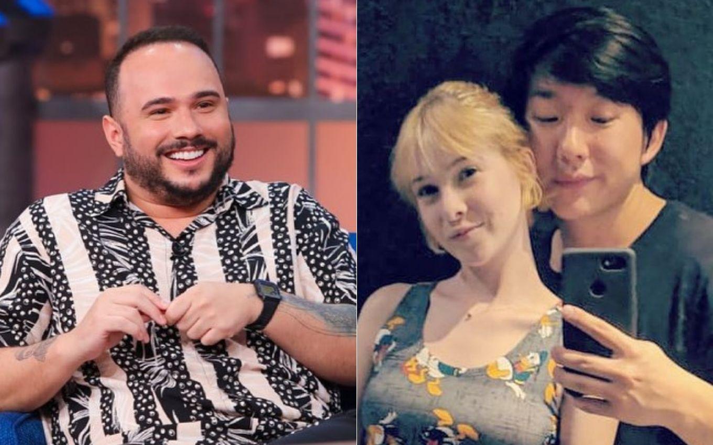 Traído por Sammy, Ed Gama solta indireta após barraco sobre Pyong: 'Livramento' · Notícias da TV