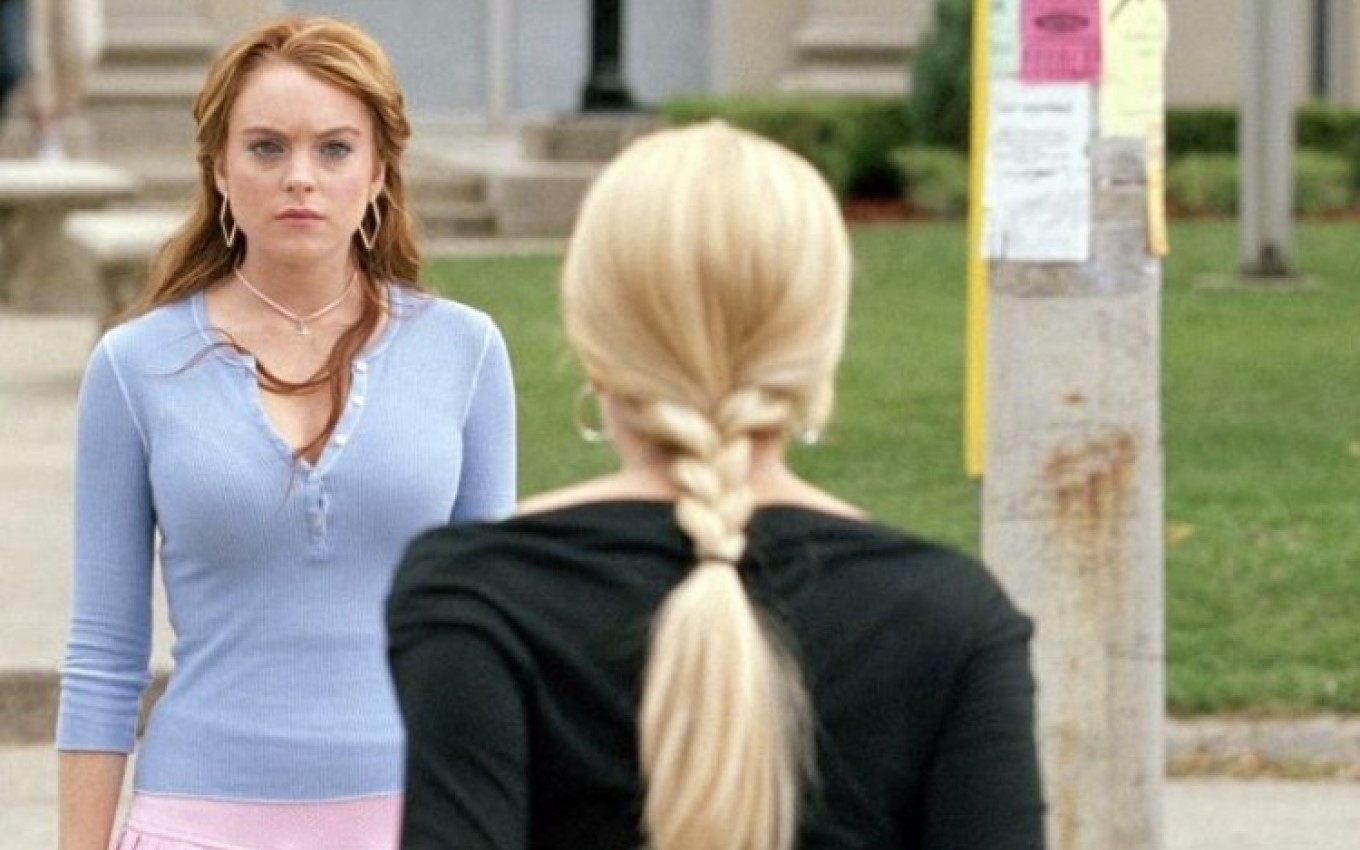 lindsay lohan rachel mcadams meninas malvadas paramount pictures Mean Girls in the Afternoon Session: Check out the movie's five commandments