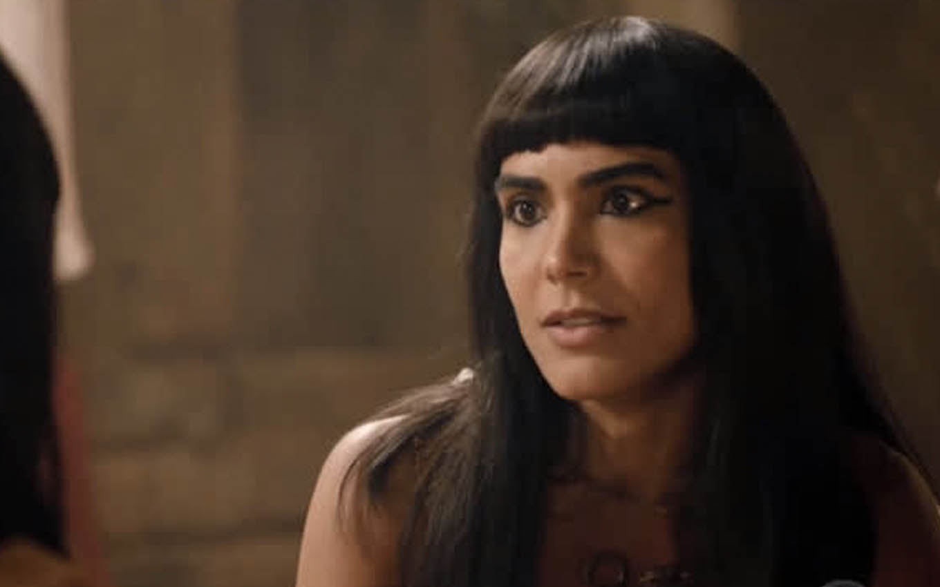 record genesis juliana magalhaes reproducao record In Genesis, Atarum affronts the pharaoh before being beheaded: 'Long live Apepi'