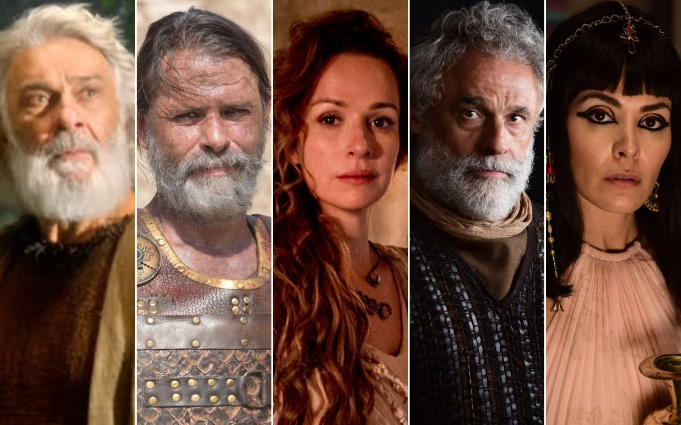 record genesis ze carlos machado marcos winter oscar magrini francisca queiroz hylka maria reproducao record With nearly 400 actors, Genesis becomes a lottery; see who got lucky or unlucky in the soap opera