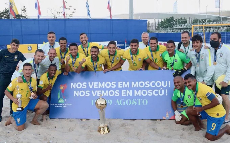 Globo encurta Sessão da Tarde e Jornal Hoje para exibir Brasil no futebol  de areia · Notícias da TV
