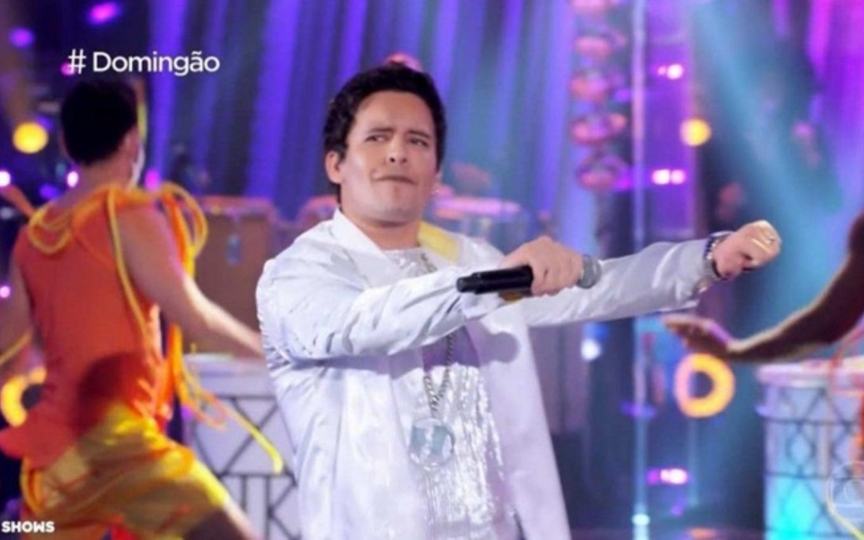 show dos famosos domingao com huck gloria groove At Domingão com Huck, Show dos Famosos loses quality and annoys the audience