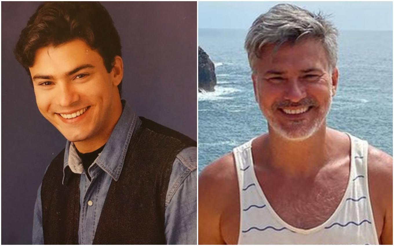 sonho meu leonardo vieira antes depois 1207 Twenty-eight years later, where are the actors in the soap opera Sonho Meu?