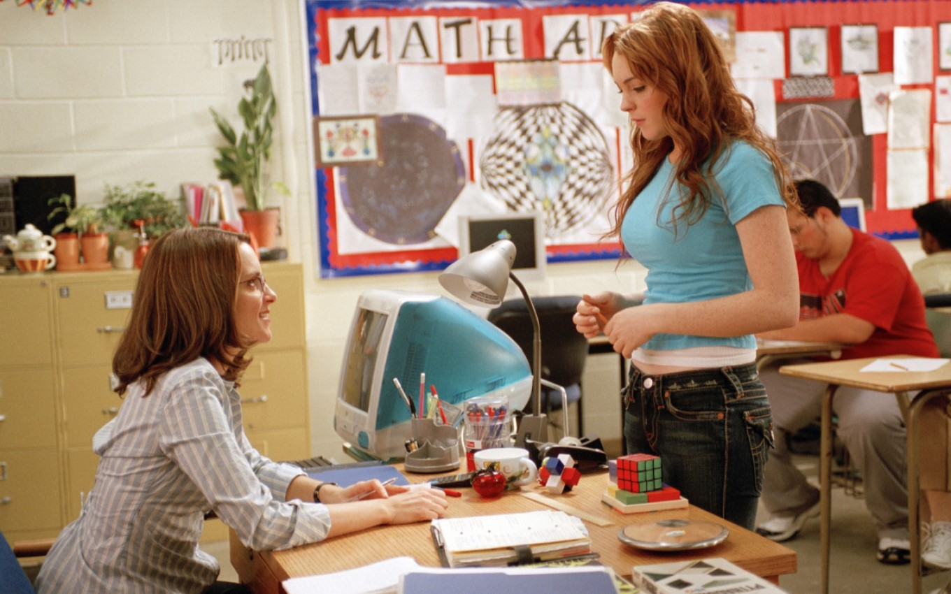 tina fey lindsay lohan meninas malvadas paramount pictures Mean Girls in the Afternoon Session: Check out the movie's five commandments