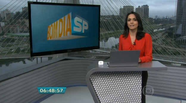 Apresentadora Da Globo Fica Doente E Jornalistas Trabalham